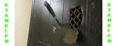 Производим ремонт дверей